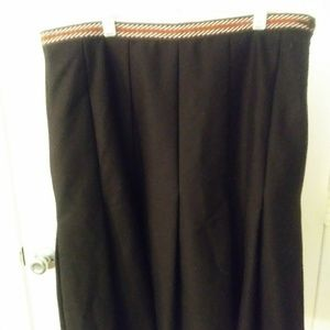 Vintage Missoni wool skirt